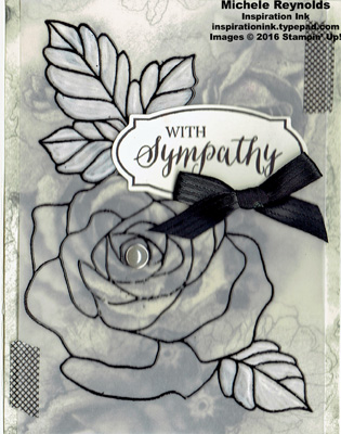 Rose wonder elegant sympathy rose watermark