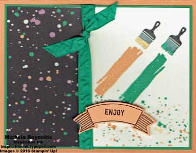 Love you sew paint splatters watermark
