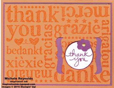 Endless thanks thank you circle watermark
