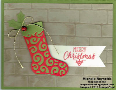 Hang your stocking curlicue stocking watermark