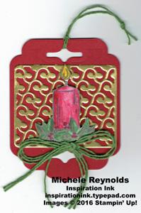 Jar of cheer candle tag watermark