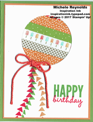 Celebrate today washi balloon watermark