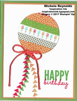 Celebrate today washi balloon watermark