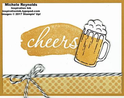 Reverse words beer cheers watermark