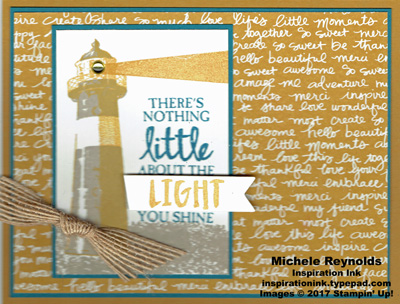 High tide dijon light you shine watermark