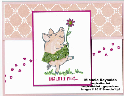 This little piggy double front card 1 watermark