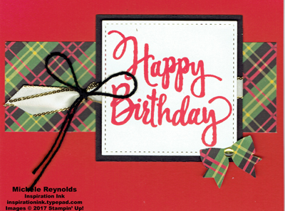 Stylized birthday christmas around the world strip watermark