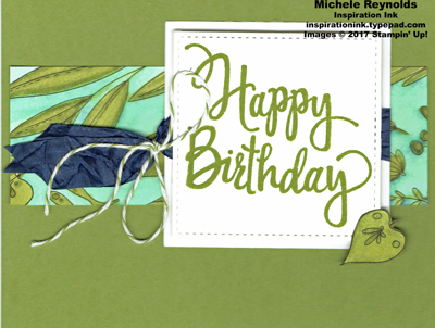 Stylized birthday just add color strip watermark