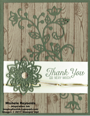 Flourishing phrases thank you vines watermark