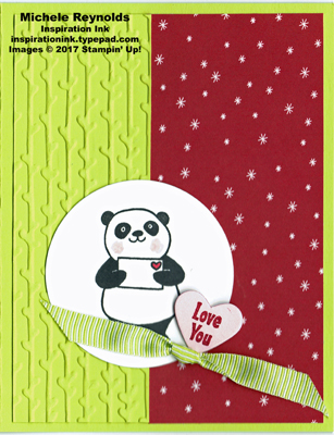 Party pandas bamboo love watermark