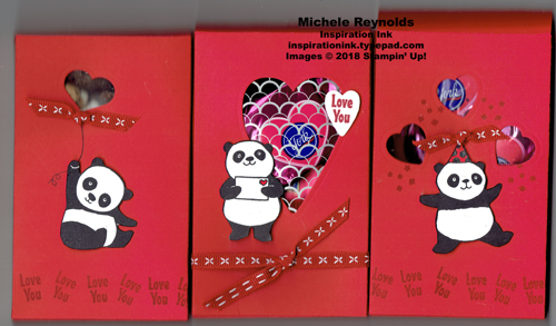 Party pandas love boxes watermark