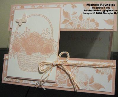 Blossoming basket window strip 2 watermark