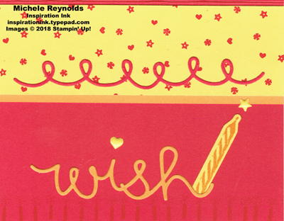 Birthday backgrounds wish candle watermark