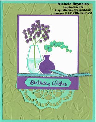 Varied vases coastal grape wishes watermark