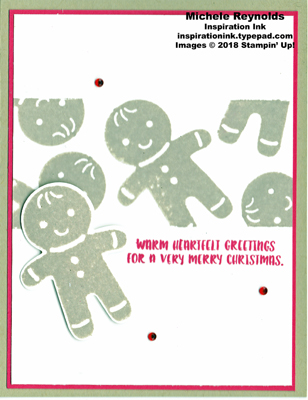 Cookie cutter christmas masked gingerbread men watermark