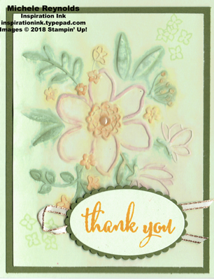 Love what you do soft floral thanks watermark