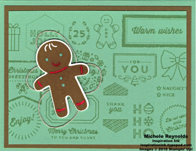 Cookie cutter christmas gingerbread tags watermark