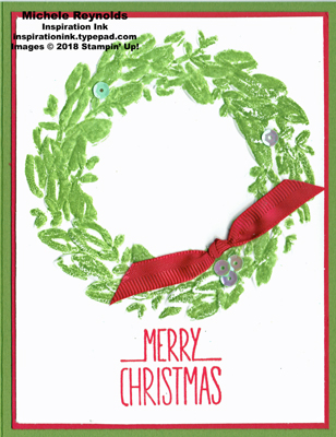 Better together christmas wreath watermark
