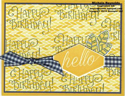Making every day bright feathery birthday hello watermark