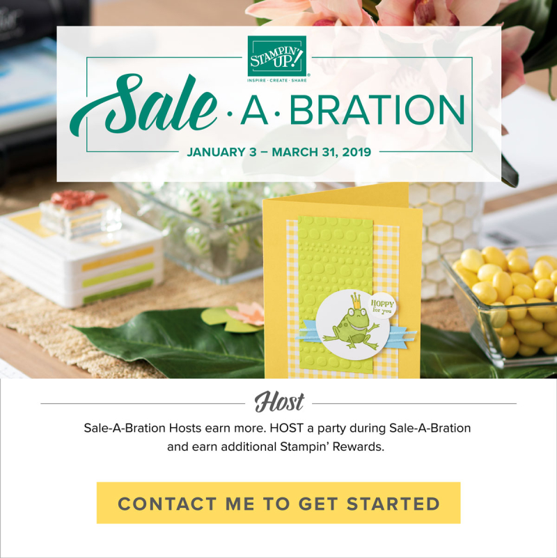 Sale a bration 2019 host