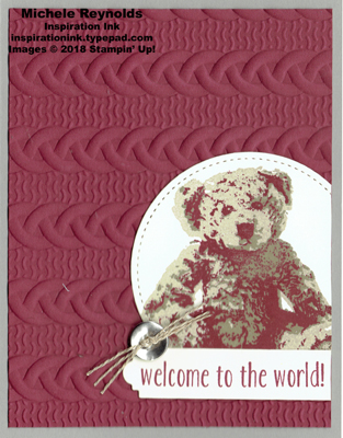 Baby bear merry bear welcome watermark