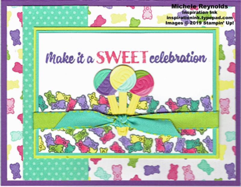 Sweetest thing sweet celebration candies watermark