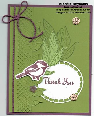 Wonderful romance bird thanks watermark