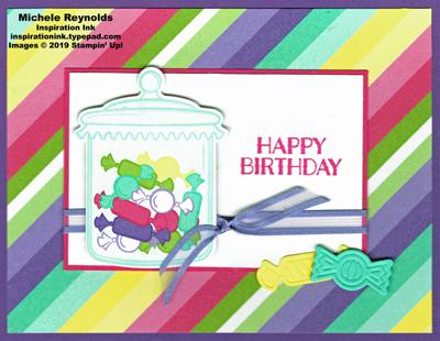Sweetest thing candy jar birthday watermark