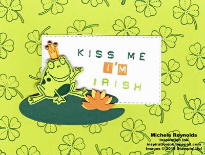 So hoppy together irish frog watermark