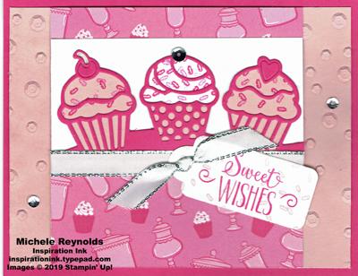 Hello cupcake sweet cupcake trio watermark