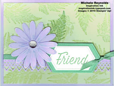 Daisy lane purple posy friend watermark