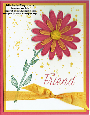 Daisy lane pollen daisy watermark
