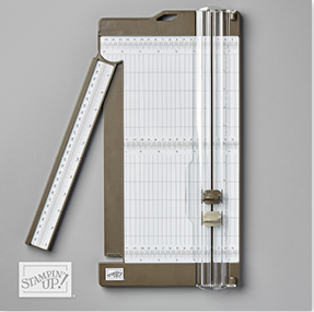 Paper trimmer slightly open arm