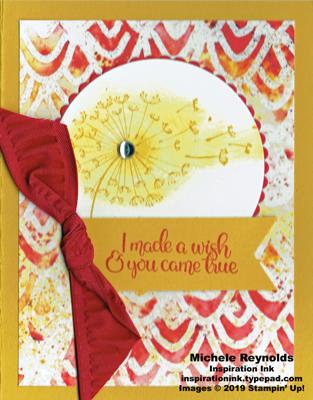 Dandelion wishes silhouette dandelion watermark