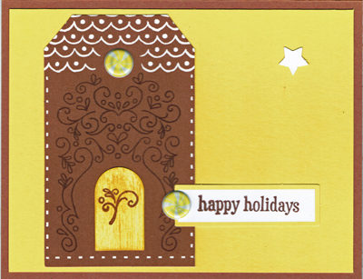Paper pumpkin jolly gingerbread alternate card 9 watermark
