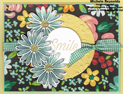 Daisy lane smile circles watermark