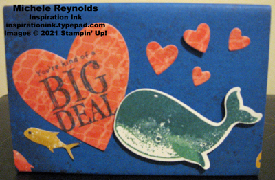 Whale done big deal treat box