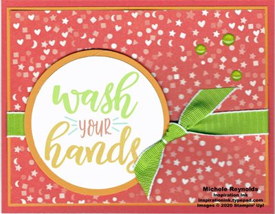 Share sunshine pdf wash hands confetti watermark