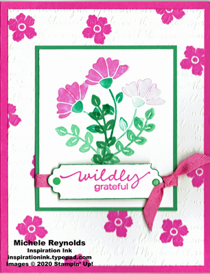 Lovely you grateful bouquet watermark