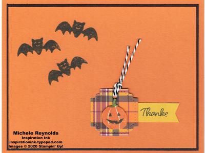 Banner year plaid pumpkin tag thanks watermark