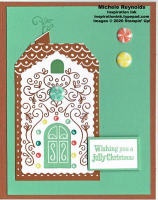 Paper pumpkin jolly gingerbread alternate card 8 watermark