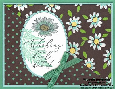 Daisy lane healing daisy watermark