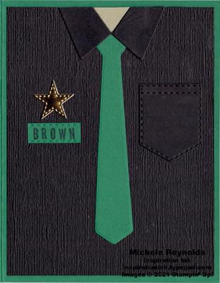 Make a difference sheriff shirt watermark
