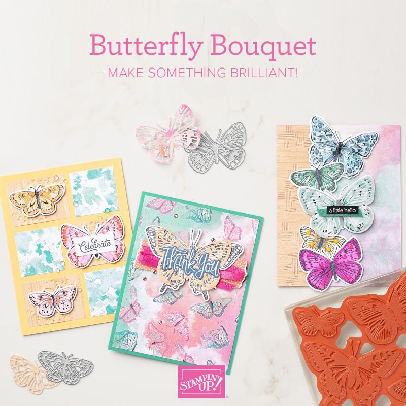 Butterfly bouquet