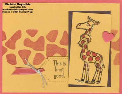 Back on your feet giraffe pattern watermark