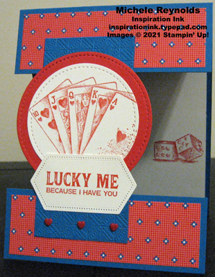 Game on lucky me fun fold open watermark