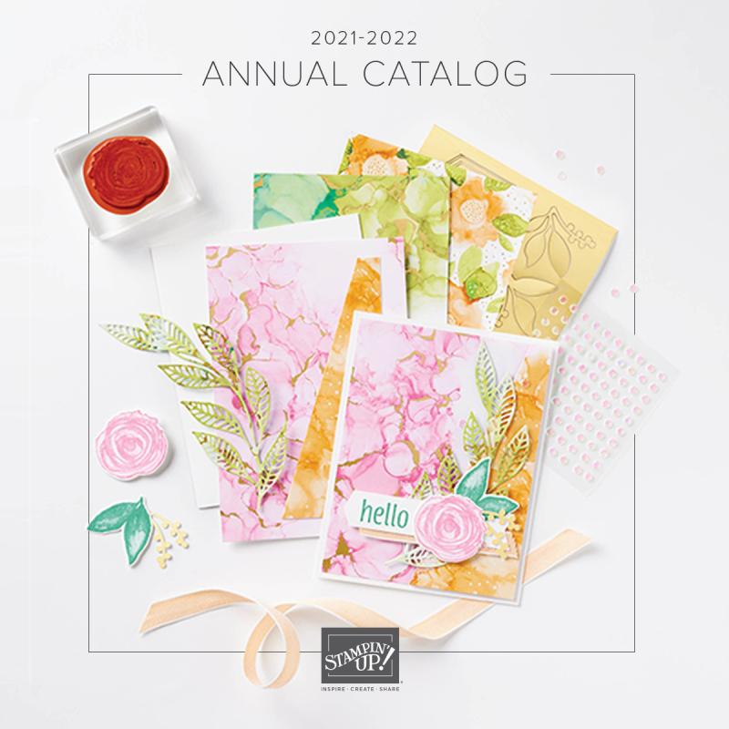 Annual catalog cover 2021