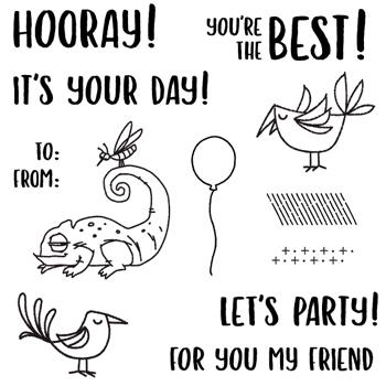 Let's party set