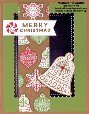 Frosted gingerbread cookie sheet christmas watermark