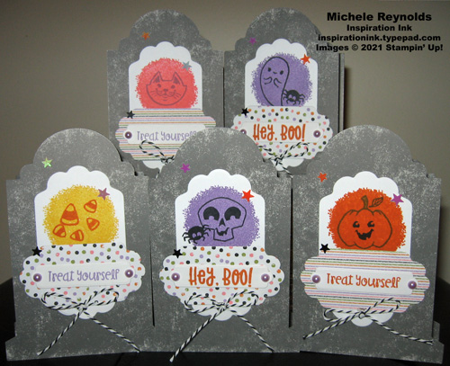 Cutest halloween tombstone treat boxes